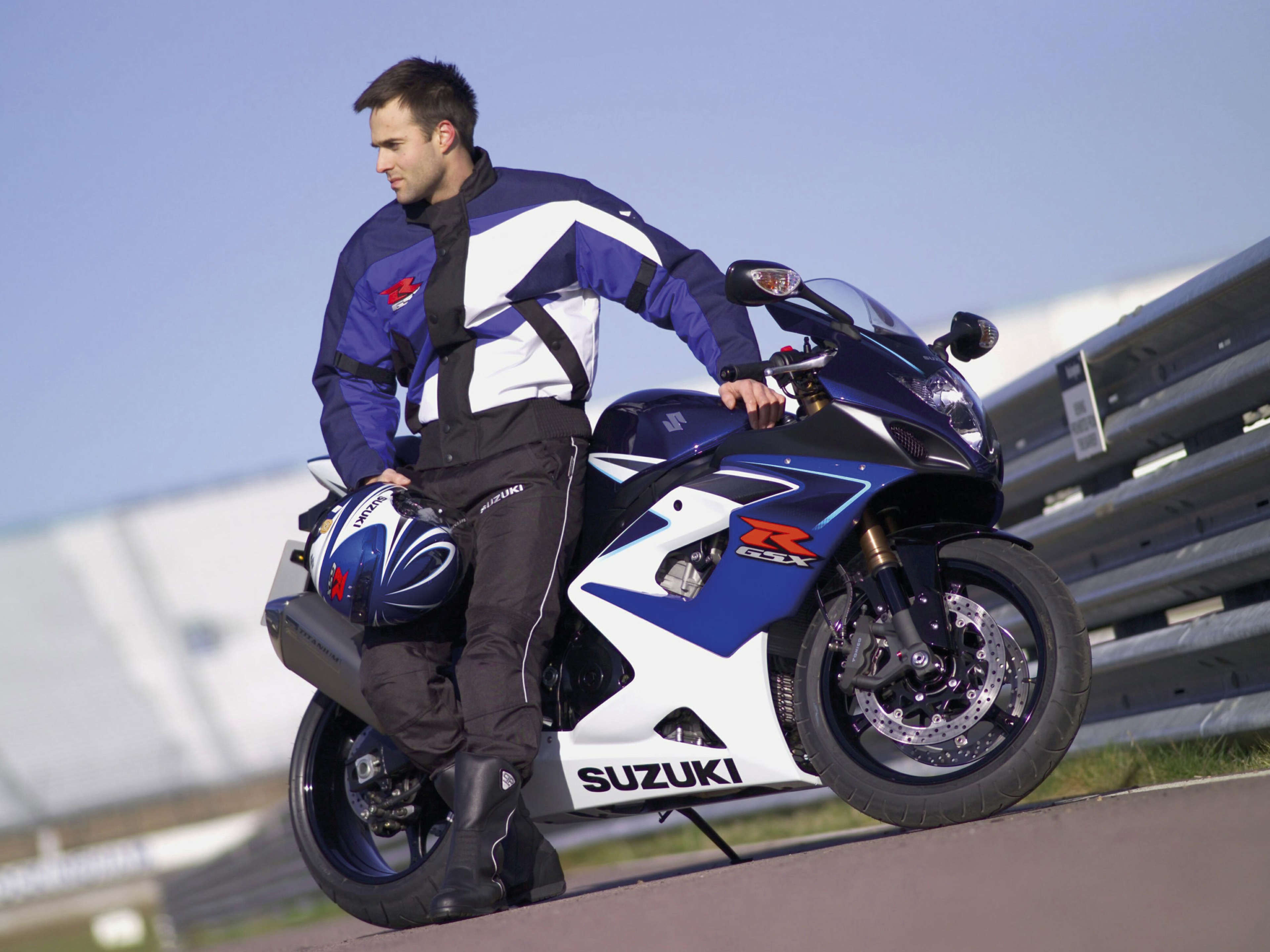 Suzuki Gsxr Clothing