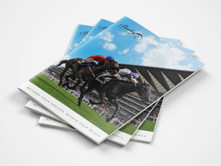 Bailey Racing Brochure