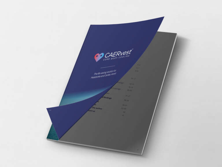 CAERvest media analysis report design
