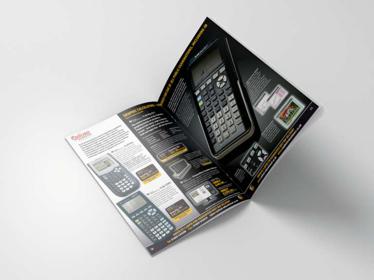 OES catalogue design