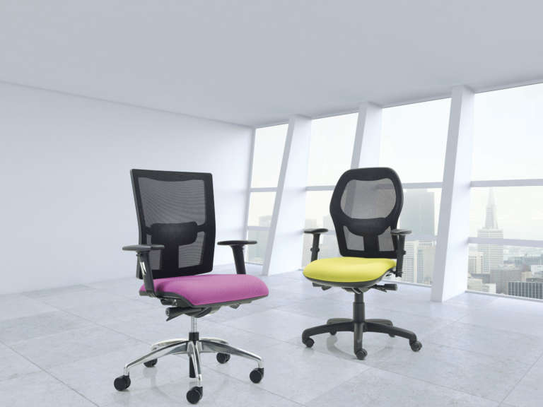 Complete composite roomset photography for Status Seating - Image 6