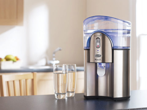 Brita lifestyle product photography