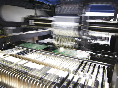 CP Electronics manufacturing location photography