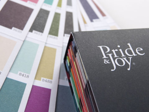 Pride & Joy corporate identity