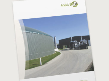 Agrivert brochure design
