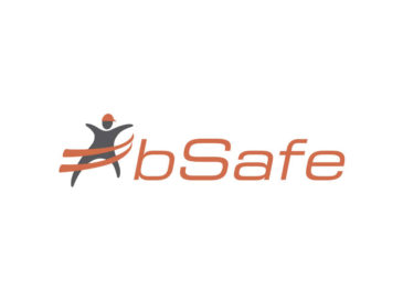 Logo design for bSafe