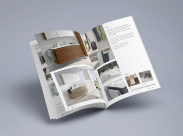 Luxus brochure design