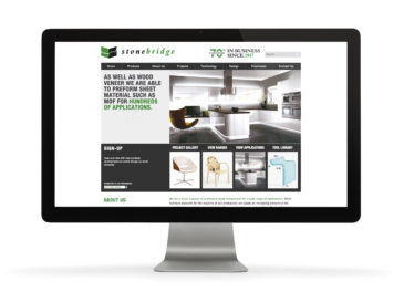 Stonebridge website design