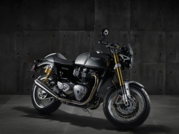 Triumph Thruxton motorcycle automotive photography